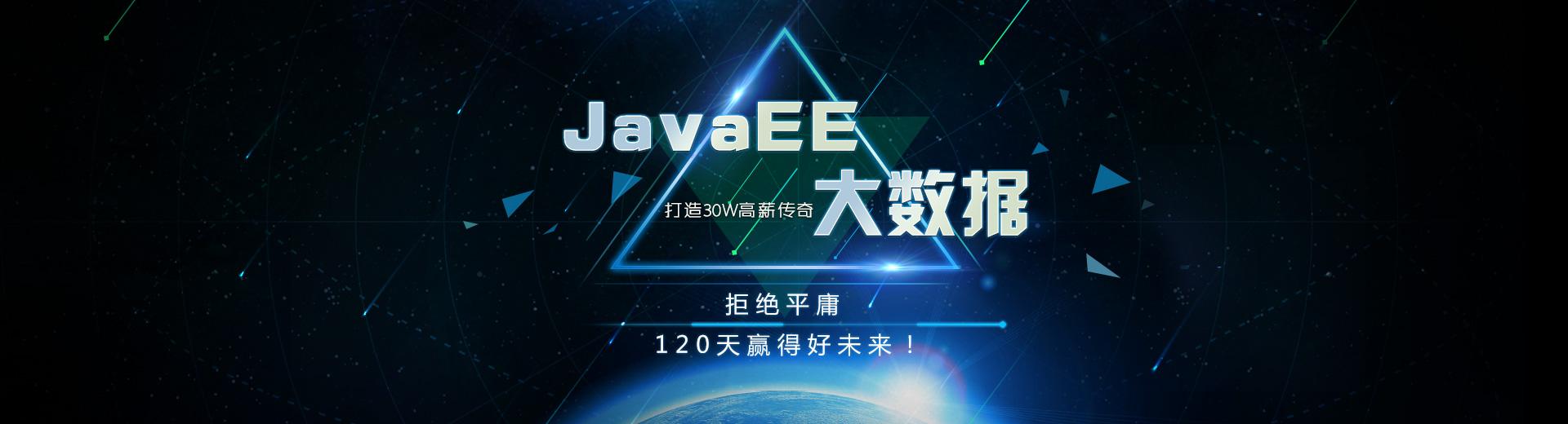 百知Java ee培训banner